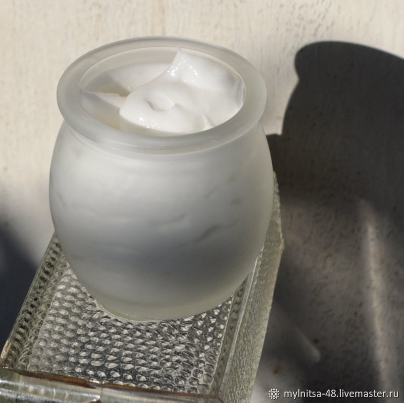 Базовый крем для лица с маслом арганы, 30 мл