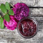 Розовое варенье, 100 г